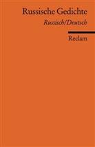 Ka Borowsky, Kay Borowsky - Russische Gedichte, Russisch/Deutsch