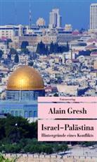 Alain Gresh, Alain Gresh - Israel - Palästina