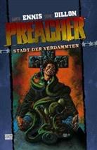 Steve Dillon, Gart Ennis, Garth Ennis, Steve Dillon - Preacher - Bd.5: Preacher - Stadt der Verdammten