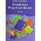 Houghton Mifflin Harcourt School (COR), HSP, Harcourt School Publishers - Grammar Practice Book