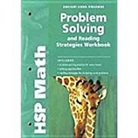 HSP, Hsp (COR), Harcourt School Publishers - Math, Grade 2 Problem Solving/Reading Strategies Workbook