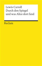 Lewis Carroll, John Tenniel, Günthe Flemming, Günther Flemming - Durch den Spiegel und was Alice dort fand