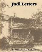 William Lindsey McDonald - Judi Letters