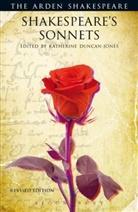 Katherine Duncan-Jones, William Shakespeare, Duncan-Jone, Katherine Duncan-Jones - The Sonnets