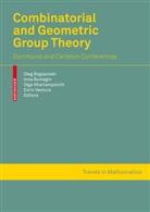 Oleg Bogopolski, Oleg (Hrsg.) Bogopolski, Inn Bumagin, Inna Bumagin, Inna (Hrsg.) Bumagin, Olga Kharlampovich... - Combinatorial and Geometric Group Theory