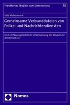 Julia Stubenrauch - Gemeinsame Verbunddateien von Polizei und Nachrichtendiensten