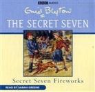 Enid Blyton, Sarah Greene - Secret Seven Fireworks, 2 Audio-CDs (Hörbuch)