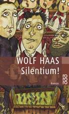 Wolf Haas - Silentium