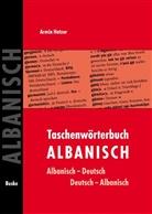 Armin Hetzer - Taschenwörterbuch Albanisch