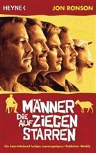 Jon Ronson - Männer die auf Ziegen starren