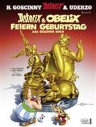 Goscinn, Ren Goscinny, René Goscinny, Uderzo, Albert Uderzo, Albert Uderzo... - Asterix - Bd.34: Asterix und Obelix feiern Geburtstag