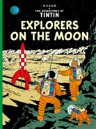 Herge, Hergé - The Adventures of Tintin: Explorers on the Moon