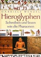 Gabriele Wenzel - Hieroglyphen