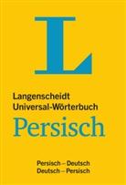 Redaktio Langenscheidt, Redaktion von Langenscheidt - Langenscheidt Universal-Wörterbuch Persisch (Farsi)
