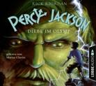 Rick Riordan, Marius Clarén - Percy Jackson, Diebe im Olymp, 4 Audio-CDs (Hörbuch)