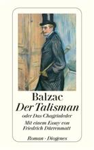 Honore de Balzac, Honoré de Balzac - Der Talisman