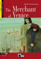 William Shakespeare, Shakespeare William, SHAKESPEARE/ED 2006, William Shakespeare, Pavel Tatarnikov - The Merchant Of Venice book/audio CD