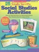 Paula Krieg, Jean Mumper, Kathy Pike, Kathy/ Mumper Pike - 25 Totally Terrific Social Studies Activities