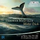 Herman Melville, Rufus Beck, Thomas Holtzmann, Felix von Manteuffel, Ulrich Matthes, Bernhard Schütz... - Moby Dick, 10 Audio-CDs (Hörbuch)