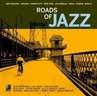 Bölk, Pete Bölke, Peter Bölke, Enoch, Rolf Enoch - Roads of Jazz, Bildband u. 6 Audio-CDs