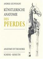 András Szunyoghy - Künstlerische Anatomie des Pferdes