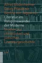 Alfred Bodenheimer, B Jagow, Bettina von Jagow, Georg Pfleiderer - Literatur im Religionswandel der Moderne
