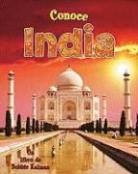 Robin Johnson, Bobbie Kalman - Conoce India = Spotlight on India