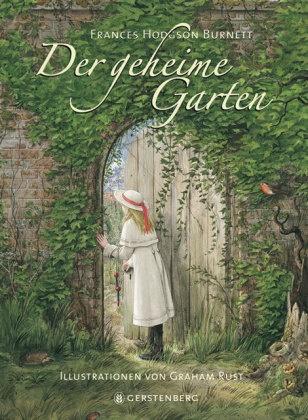 Frances Hodgson Burnett, Graham Rust, Graham Rust, Friedel Hömke - Der geheime Garten
