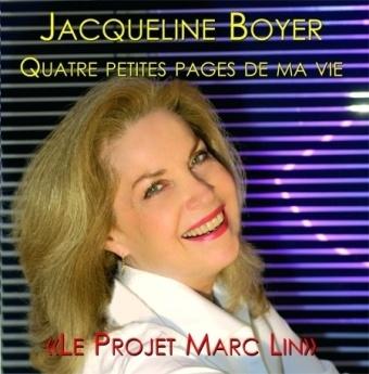 Jacqueline Boyer, Jaqueline Boyer, Marc Lin - Quatre petites pages de ma vie, Audio-CD. Vier kleine Seiten meines Lebens, Audio-CD, französische Ausgabe . (Hörbuch)