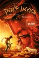 Rick Riordan - Percy Jackson, Im Bann des Zyklopen