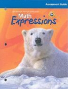Hmh (COR), Math, Houghton Mifflin, Houghton Mifflin Company - Math Expressions, Grade 4 Assessment Guide