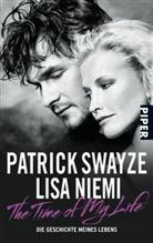 Niemi, Lisa Niemi, Lisa Niemi Swayze, Swayz, Patric Swayze, Patrick Swayze - The Time of my Life