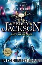 Rick Riordan - Percy Jackson and the Last Olympian . Book 5