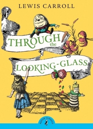 Lewis Carroll, Chris Riddell, John Tenniel, Sir John Tenniel - Trough the Looking Glass and What Alice Found There