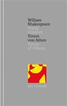 William Shakespeare, Frank Günther - Gesamtausgabe - 36: Timon von Athen / Timon of Athens