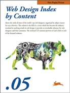 Guenter Beer - Web Design Index by Content 05, m. CD-ROM