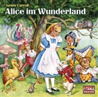 Lewis Carroll, Marc Gruppe, Roland Hemmo - Alice im Wunderland, Audio-CD (Hörbuch)