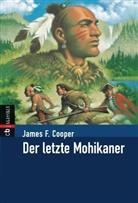 James F Cooper, James Fenimore Cooper - Der letzte Mohikaner
