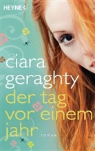 Ciara Geraghty - Der Tag vor einem Jahr