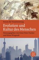 Fische, Ernst P. Fischer, Peter Fischer, Wiegand, Klau Wiegandt, Klaus Wiegandt - Evolution und Kultur des Menschen