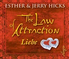 Esthe Hicks, Esther Hicks, Esther & Jerry Hicks, Jerry Hicks, Susanne Aernecke - The Law of Attraction, Liebe, 3 Audio-CDs (Hörbuch)