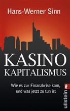 Sinn, Hans-W Sinn, Hans-Werner Sinn - Kasino-Kapitalismus