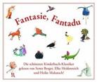 Frank Baum, Frank L. Baum, L. Frank Baum, Lewi Carroll, Lewis Carroll, Hugh Lofting... - Fantasie, Fantadu, 13 Audio-CDs (Hörbuch)