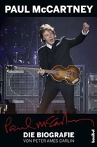 Peter A Carlin, Peter Ames Carlin, Kirsten Borchardt - Paul McCartney - Die Biografie