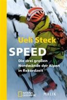 Stec, Ueli Steck, Steinbach - Speed