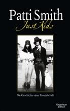 Patti Smith, Clara Drechsler, Harald Hellmann - Just Kids