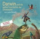 Luca Novelli, Peter Kaempfe, Stephan Schad - Darwin und die wahre Geschichte der Dinosaurier, Audio-CD (Hörbuch)