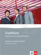 Crashkurs Japanisch für Geschäftsleute, m. Audio-CD