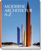 Pete Gössel, Peter Gössel, Laszl Taschen, Laszlo Taschen - Moderne Architektur A-Z; .