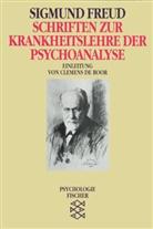 Sigmund Freud - Schriften zur Krankheitslehre der Psychoanalyse